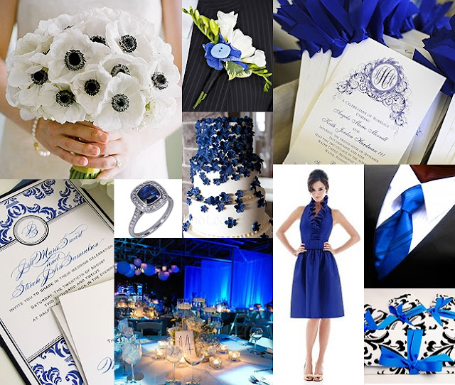 BODA COLOR AZUL WEDDING BLUE