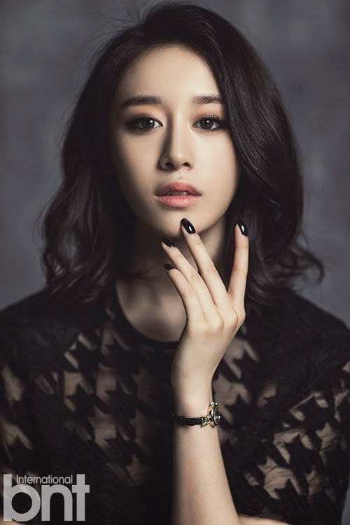 Jiyeon T-ara bnt International May 2014