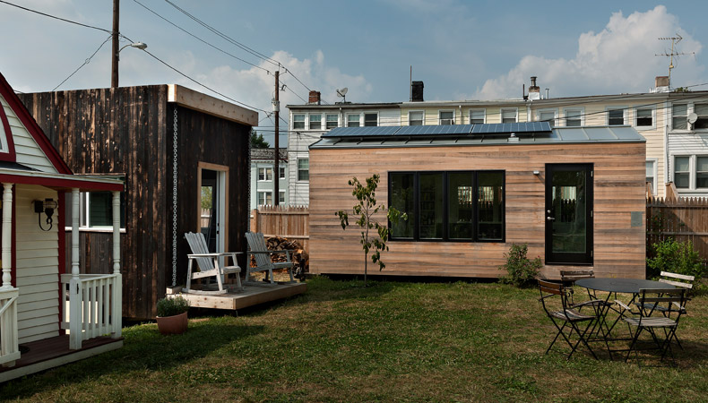 Tiny House Washington Dc