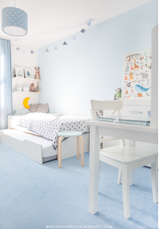 room tour kinderzimmer und spielerisches lernen mein ideenreich. Black Bedroom Furniture Sets. Home Design Ideas