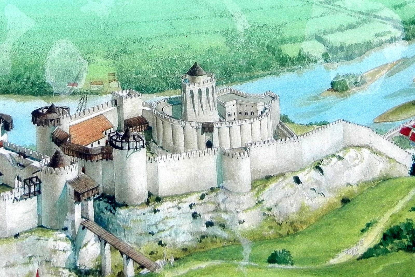 Résultats de recherche d'images pour «chateau gaillard»