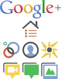 Imagen de Google Plus y de sus servicios