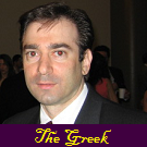 Greek leader