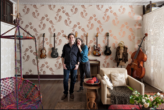 Exciting News:  Our Rising Star Michele Varian's shop and talents are featured in the NY Times!