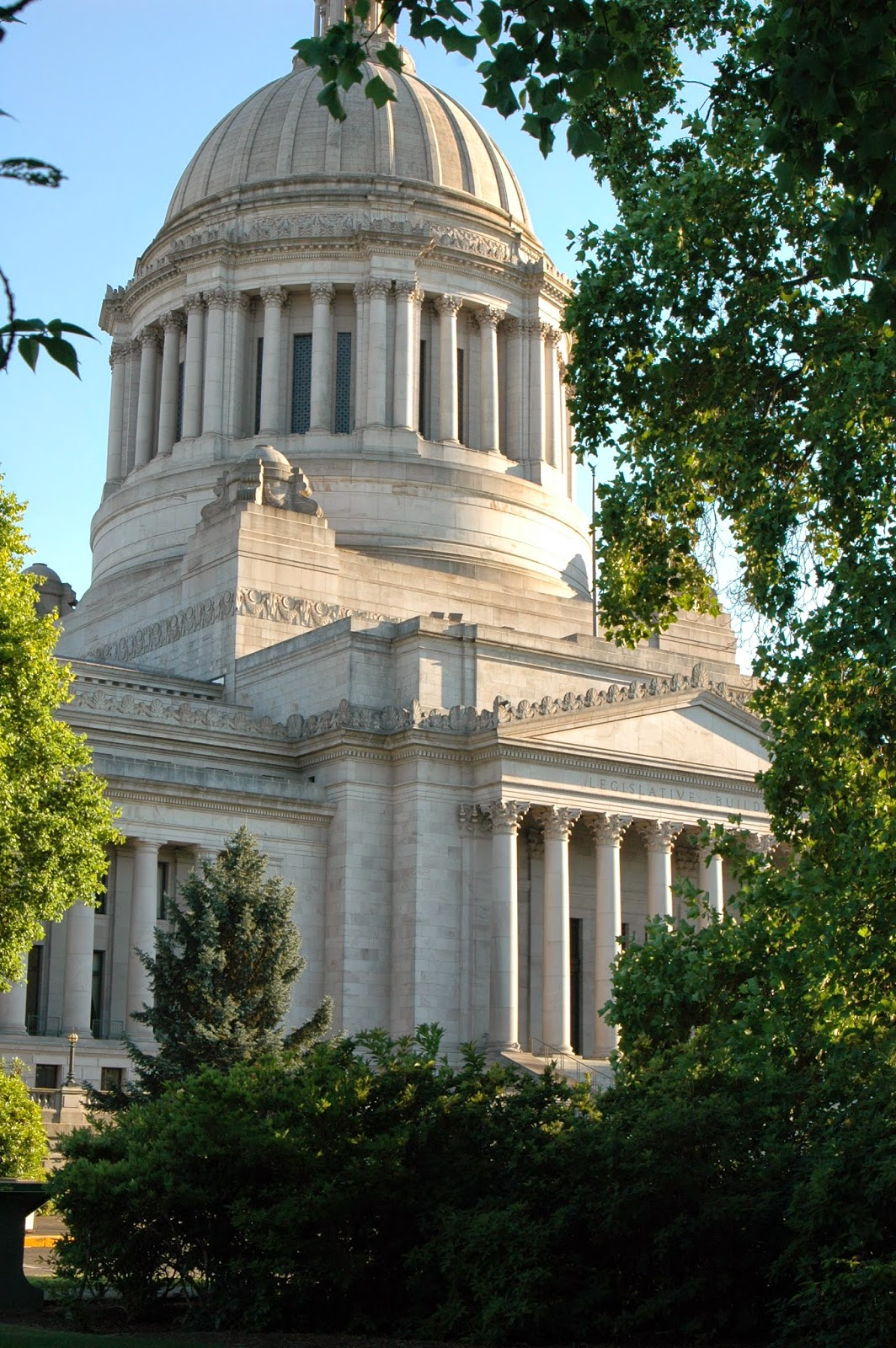Washington State Capitol Building - Olympia, WA