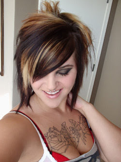 Famous Emo - Hairstyles Girls and Boys Loved