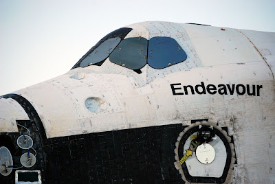 Shuttle Endeavour
