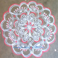 My Friday vasal kolam