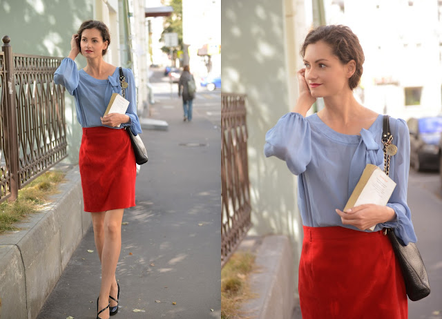 Сharity shop_Shurshitta_Anastasia_Gribach_preppy elegant style
