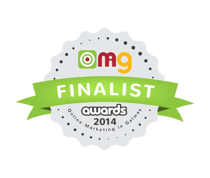 Online Marketing in Galway Awards Finalist 2014
