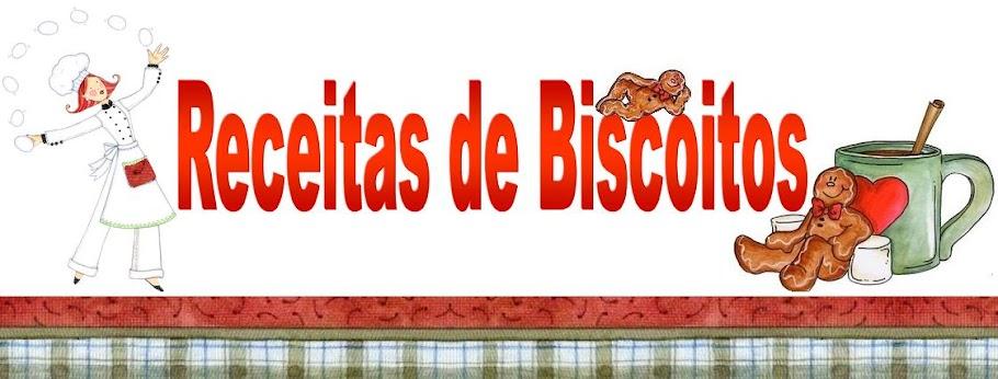 Receitas de Biscoitos Caseiros Deliciosos