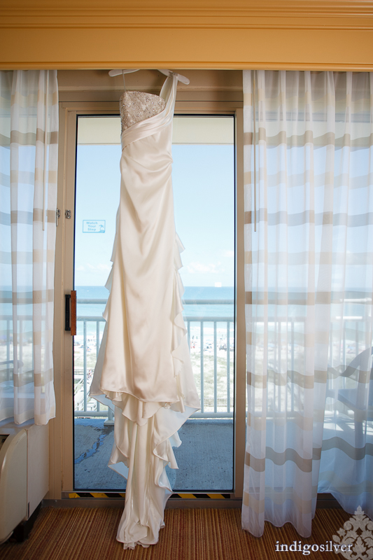 brooke and jesse | carolina beach wedding photography