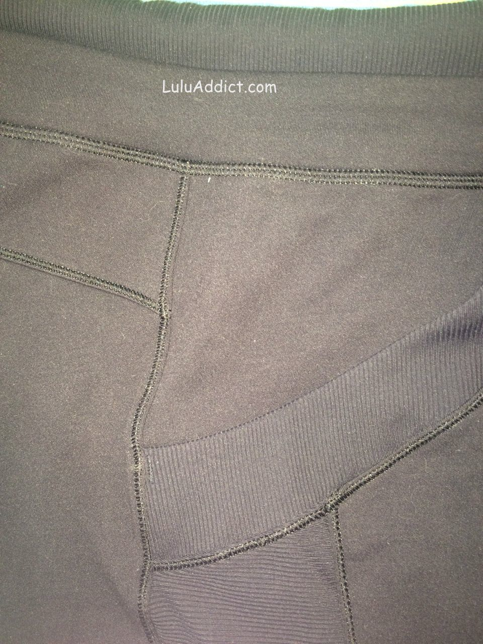 lululemon base runner pant 2013 version