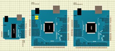 Proteus arduino library download mega
