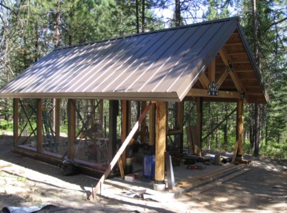 Как построить дешевый дом из соломы. Фото инструкция по строительству.