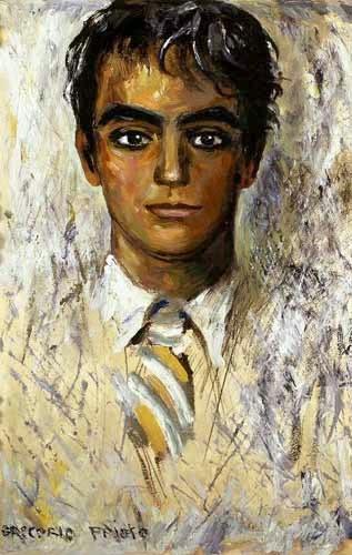 Lorca por Gregorio prieto