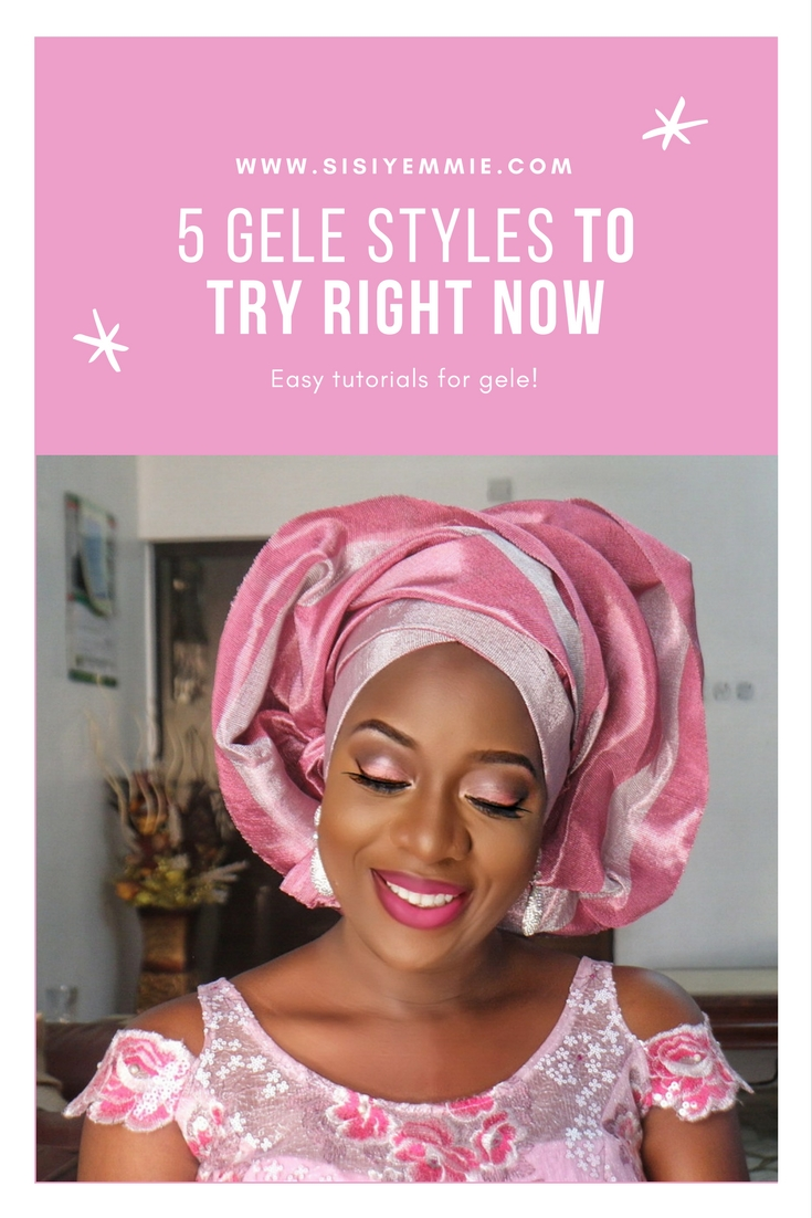GELE STYLES