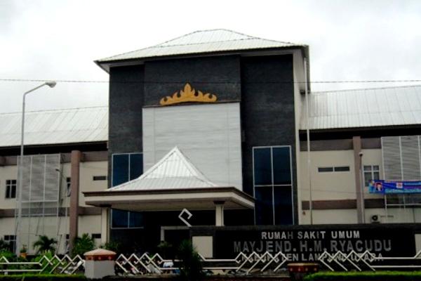 RSUD Ryacudu. Kotabumi Lampung Utara