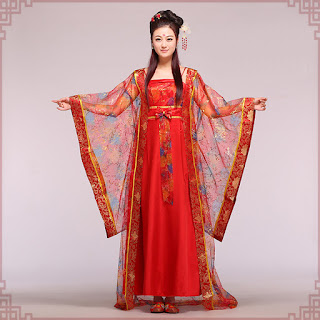 Chinese Tang Dynasty Woman