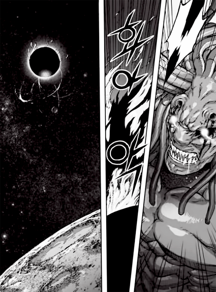 King of Hell – Diêm Đế chap 377.e – End Trang 4 - Mangak.info