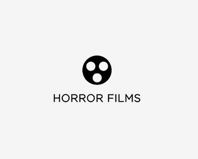 Great Logo Design - Horror Films Logo Design