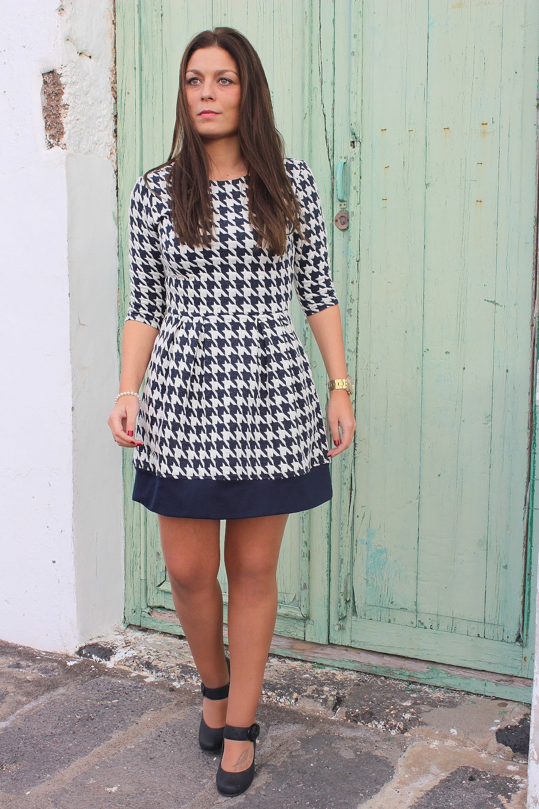 Houndstooth_Dress_The_Pink_Graff_02