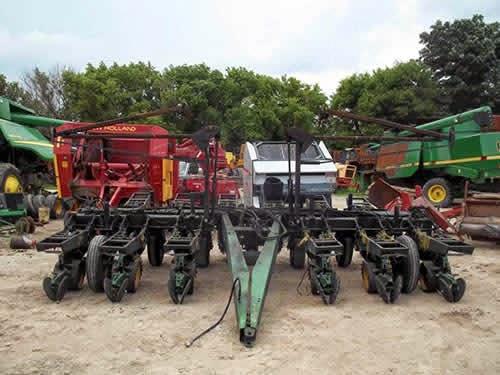 John Deere planter parts