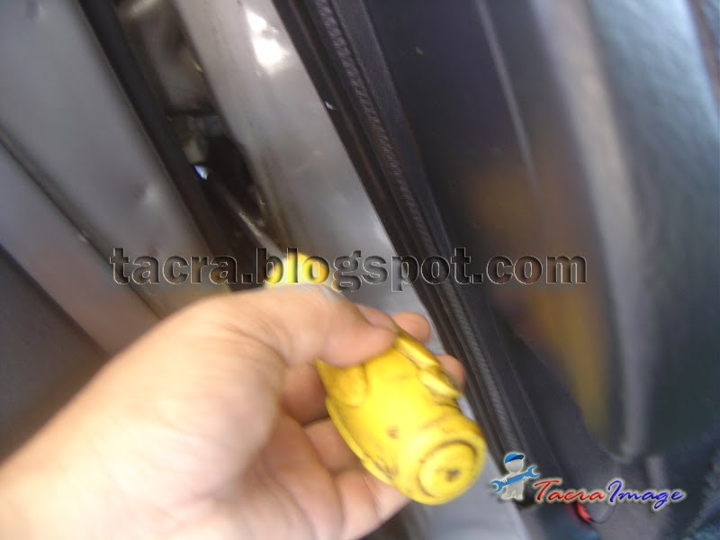 tacra s diy garage  Fender Side Signal Blink