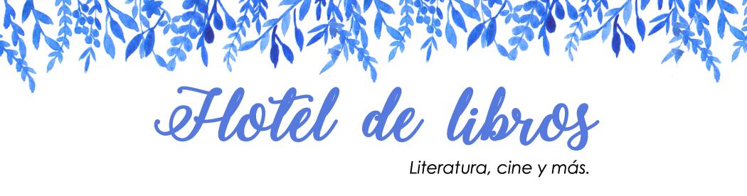 Hotel de libros