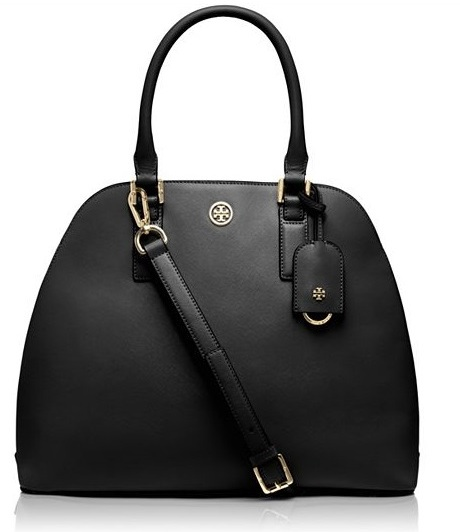 tory burch private sale robinson open dome satchel