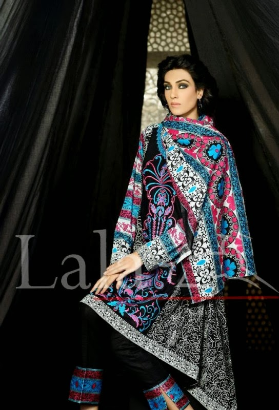 Mashaal Khaadi Shalwar Kameez Colletion By Lala Textile