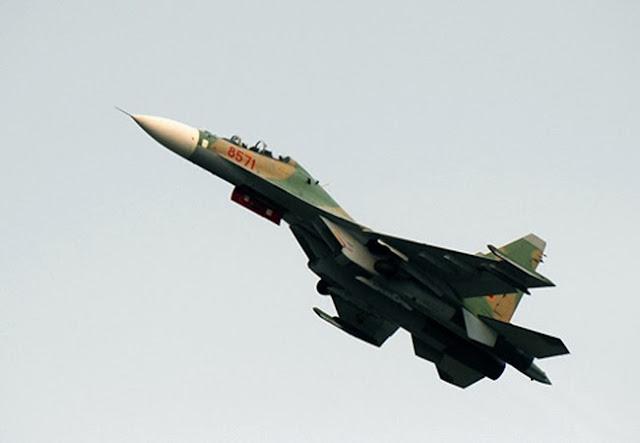 Tiêm kích đa năng Su-30MK2