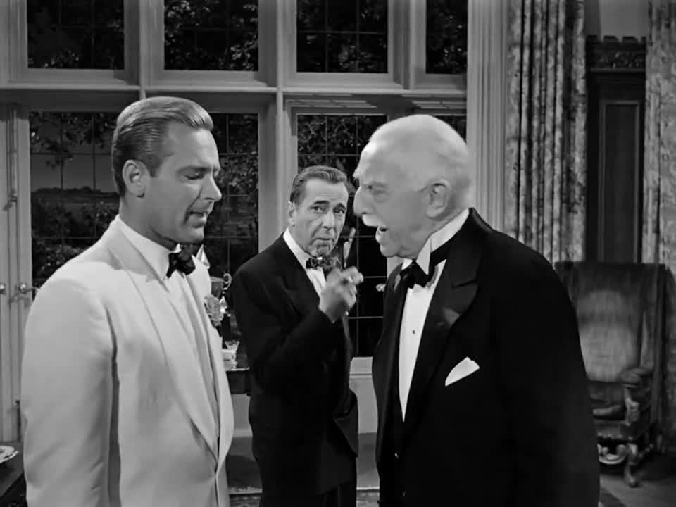 Sabrina (1954) Billy Wilder | BRrip 720p