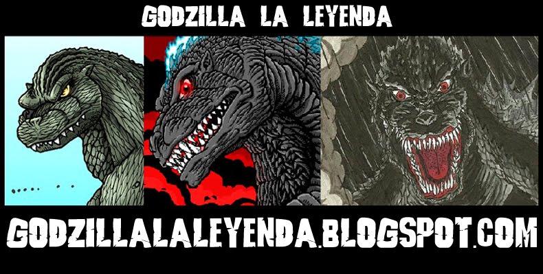 Godzilla La Leyenda