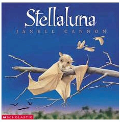 Stellaluna to support reading comprehension strategies for first grade