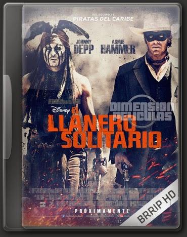The Lone Ranger (BRRip HD Español Latino) (2013)