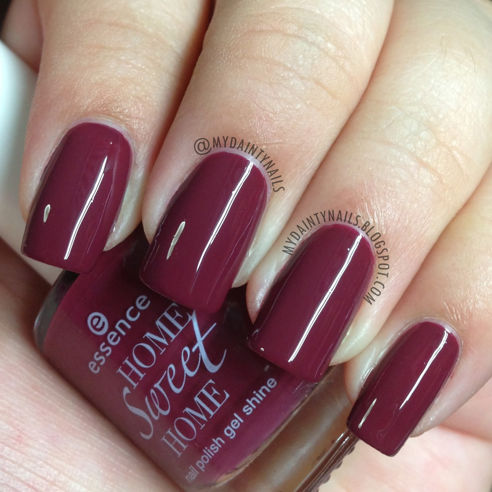 Essence Home Sweet Nail Polish