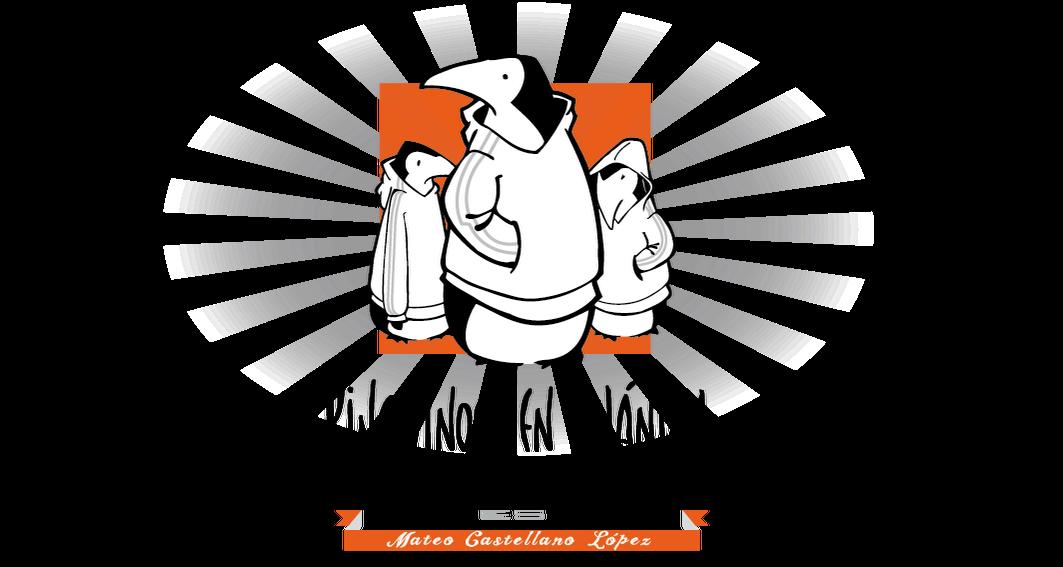 Pingüinos en Chándal - Mateo Castellano