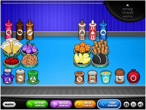 Juegos y Programas Web Descargar los juegos de PAPAS DE COCINA