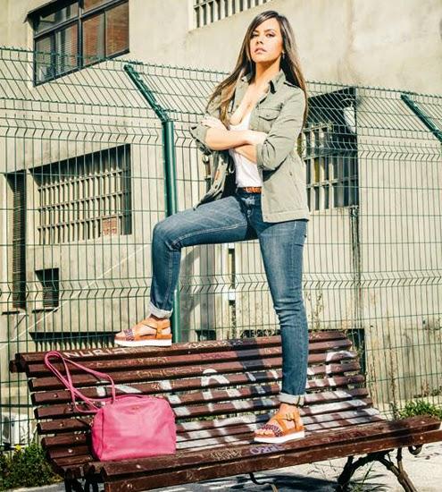Mustang primavera verano 2015 Cristina Pedroche