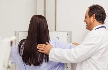 Pemeriksaan Payudara Dengan Alat Mamografi