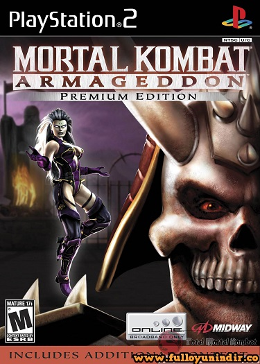 Mortal Kombat Armageddon Premium Edition (USA) Playstation 2