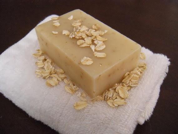 how to make honey oatmeal soap
