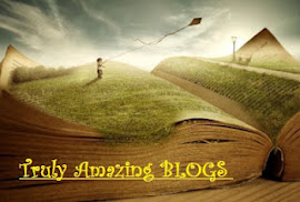 3º premio- Truly Amazing Blogs