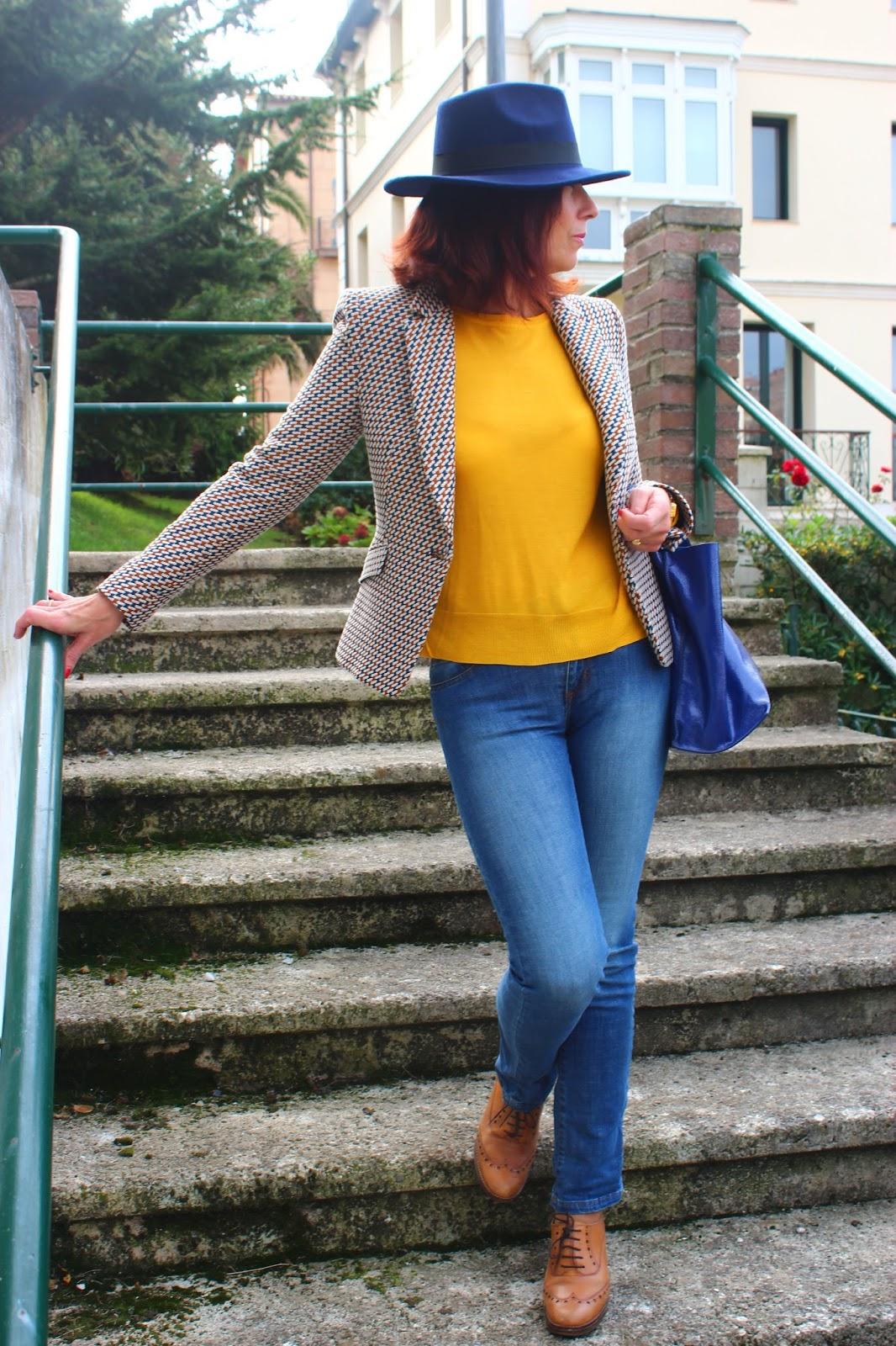 Br jula de estilo mis looks jeans y blazier - Brujula de estilo ...