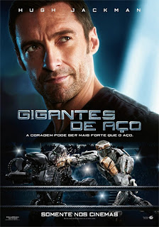 Gigantes de Aço   BDRip AVI Dual Audio + RMVB Dublado