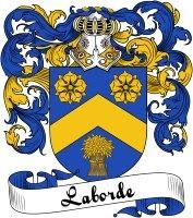 Blasón LABORDE
