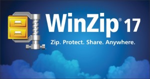 WinZip Pro 17 (32 Bit and 64 Bit) with Patch & Serial Key