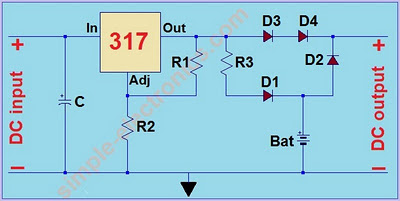 SOLVED12v UPS DIY Circuit Attiny85 Lm317 Raspberry Pi Forums - 12 Volt Ups Circuit Diagram