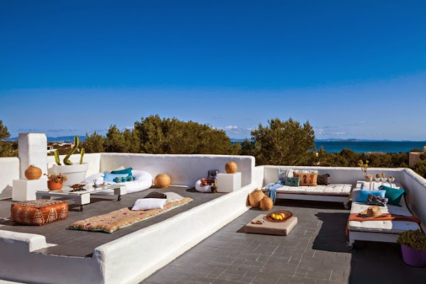 Terraza chill out decorar tu casa es - Decoracion chill out ...
